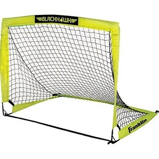 Franklin Blackhawk Portable Soccer Goal, Small - Assorted