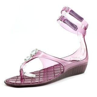 Grendha Jelly 35245   Open Toe Synthetic  Gladiator Sandal