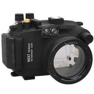 Polaroid Waterproof Housing Case For The Sony NEX 7 Camera with a 16-50mm Lens