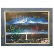 Signed Independence Day Bill Pullman  Will Smith  Jeff Goldblum 11x14 Page by Bill Pullman Will Smi
