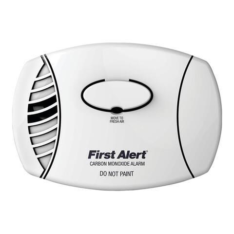 First Alert CO400B Carbon Monoxide Detectors, White