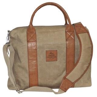Buxton Men's Huntington Gear Laptop Briefcase