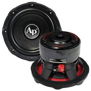 "Audiopipe 8"" Woofer 500 Watts 4 Ohm Svc 96 Oz Magnet"