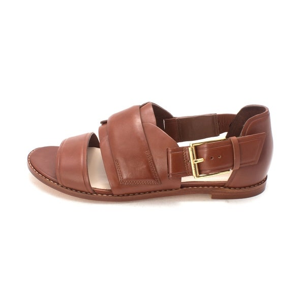 Cole Haan Womens 14A4160 Open Toe Casual Slide Sandals - 6