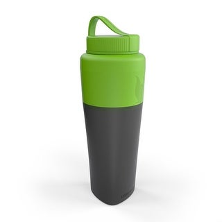 Light My Fire Collapsible Pack-Up Water Bottle - Green