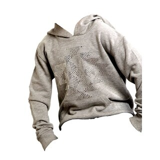 Roper Western Sweatshirt Girls Hoodie Aztec Gray