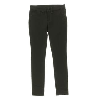 Rag & Bone Womens Flat Front Button-Zip Fly Leggings - 25