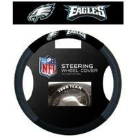Philadelphia Eagles Steering Wheel Cover - Mesh