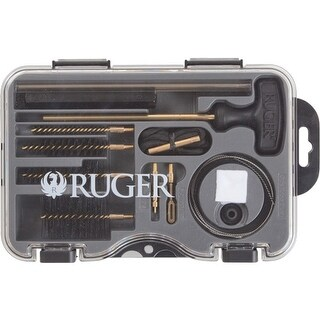 Allen 27839 allen ruger msr cleaning kit in molded tool box .22/.223