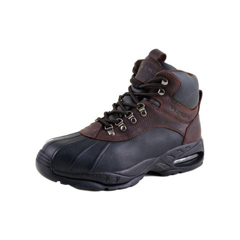 Roper Outdoor Boots Womens Workit Lace Brown