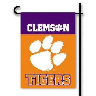 Clemson University Garden Flag