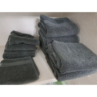 Casa Platino Soft and Luxurious Cotton 600 GSM 20-Piece Towel Set