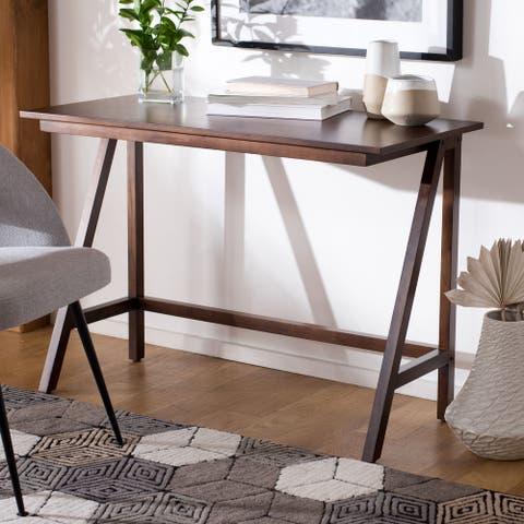 Safavieh Redding Mahogany Wood Writing Desk