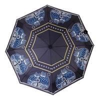 Laurel Burch Polka Dot Cats Compact Umbrella