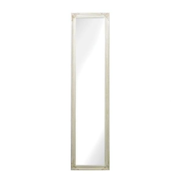 Made Of Composite In Antique White Finish - 63-Inch Floor Mirrors Antique White Finish - Antique White. Opens flyout.