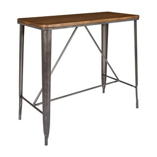 Link to OSP Home Furnishings Indio 42-inch Rectangle Counter Height Table Similar Items in Dining Room & Bar Furniture