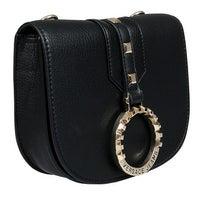 c5291a05c19f Shop Versace EE1YSBB15 E899 Black Backpack - 10.75-15.5-7 - Free ...
