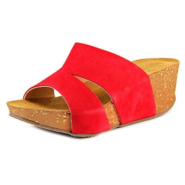 Napa Flex Toni Women Red Sandals
