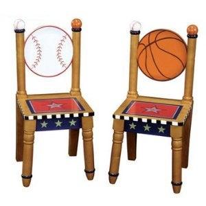 Guidecraft Playoffs Extra Chairs Set of 2