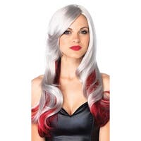 Long Allure Wig, Multi Color Wig - One Size Fits Most