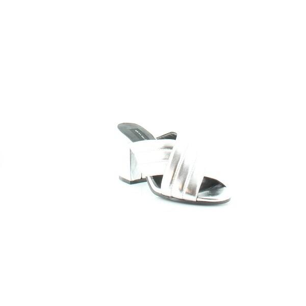 Steven by Steve Madden Zada Women's Heels Silver