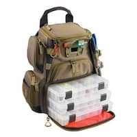 Wild river by clc wild river wt3503 recon tackle backpack lighted small w/trays