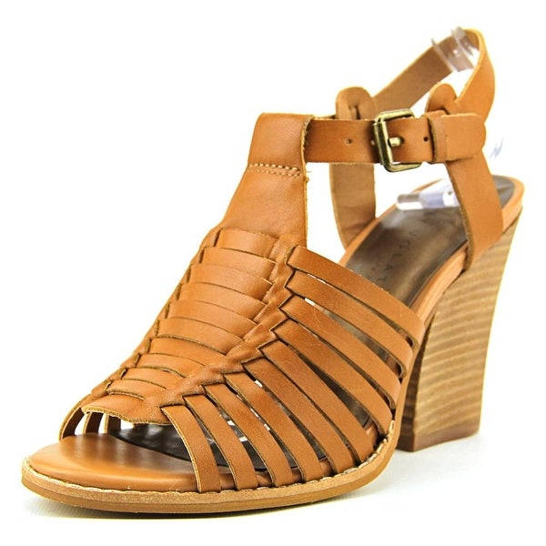 Very Volatile Route Women Tan Sandals