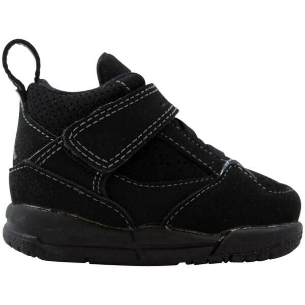 izquierda Fundación Oposición  Nike Air Jordan Flight 45 Black/Dark Grey-White 364759-015 Toddler -  Overstock - 30587277