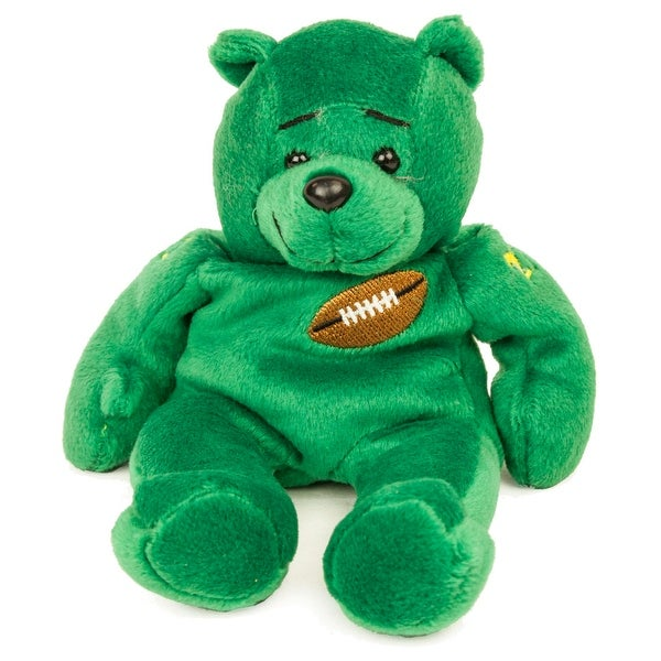 Mr. Octobears Joe Montana Notre Dame Collectible Bean Bear - 10.0 in. x 4.0 in. x 7.0 in.