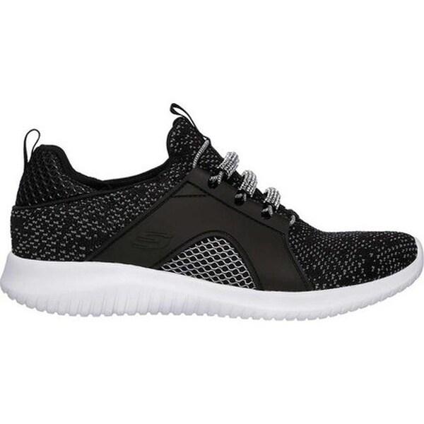 Ultra Flex Glisten \u0026 Glow Sneaker Black