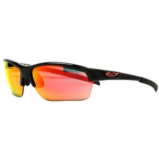 SMITH OPTICS Sport Approach Max Women's Black Black Red Sunglasses - 54mm-15mm-130mm