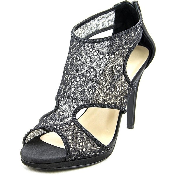 Caparros Drama Women Black Sandals