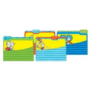 Dr Seuss Classic File Folders