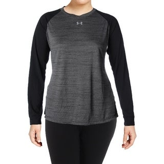 Under Armour Womens Pullover Top Training Heat Gear