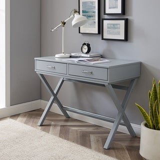Link to Polly Two-Drawer Desk Similar Items in Student Desks