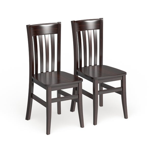 Copper Grove Glencairn Solid Wood Dining Chairs (Set of 2). Opens flyout.