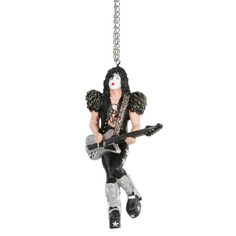 "Kiss Starchild 2017 Hanging Ornament - Paul Stanley Decoration - 5"" High - 5 in."