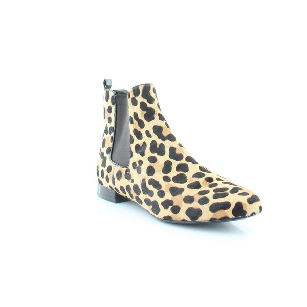 Tory Burch Orsay Bootie Women's Boots Leopard print / Coconut