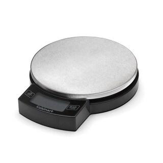 Cuisinart KML-8 ProVantage Digital Kitchen Scale, Black & Stainless
