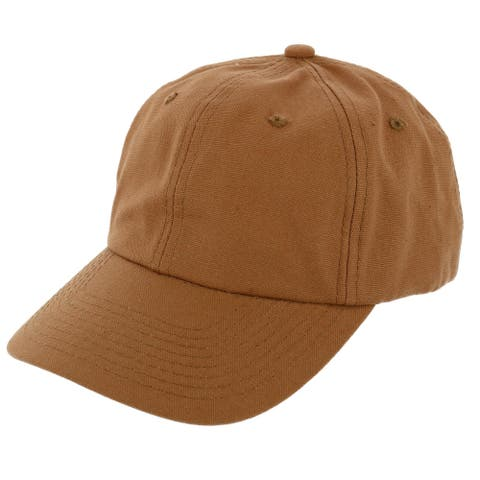 Outdoor Cap Cotton Canvas Baseball Cap