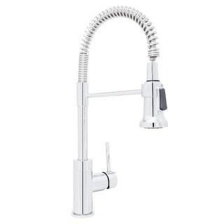Mirabelle MIRXCPS101 Presidio Kitchen Faucet