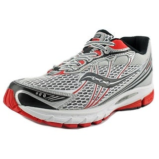 Saucony Progrid Ride 5 Youth Round Toe Synthetic Silver Running Shoe