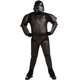 Rubies Deluxe Shadow Trooper Adult Costume - Solid