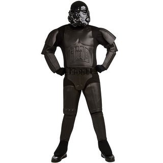 Rubies Deluxe Shadow Trooper Adult Costume - Solid