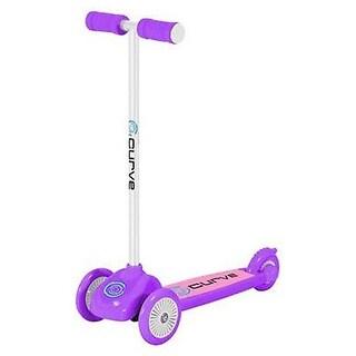 Sakar International 230423 3 Wheel Scooter, Purple