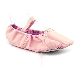 Capezio Daisy Round Toe Leather Dance