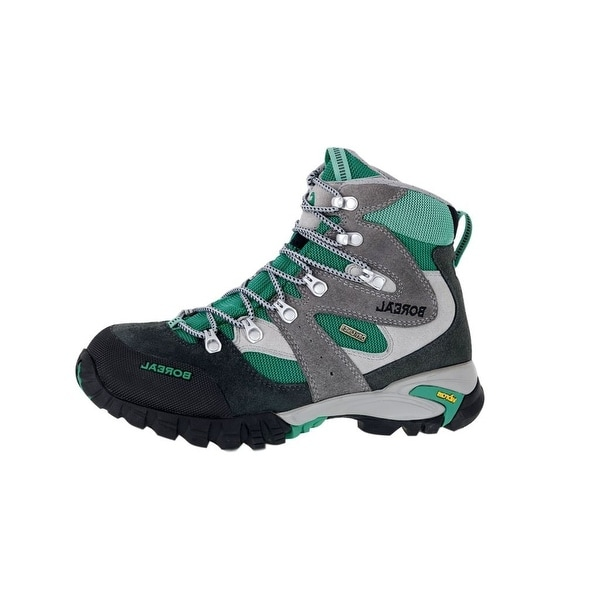 Boreal Climbing Shoes Womens Lightweight Siana Verde Green