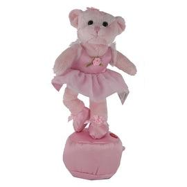 Giselle the Ballerina Dancing Plush Teddy Bear by Russ Berrie