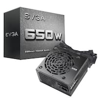 EVGA 100-N1-0650-L1 650 watt ATX12V & EPS12V Power Supply