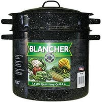 Granite Ware 6140 7 Quart Covered Blancher, Pack Of 4